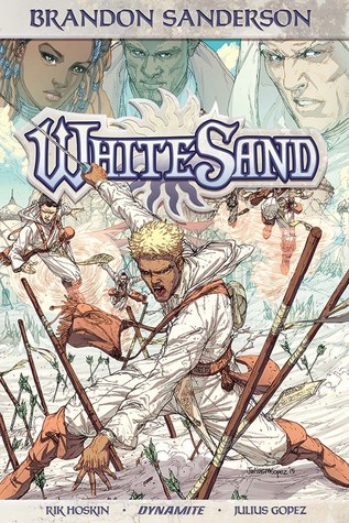 White Sand Book Cover