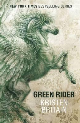 Green Rider Book Cover