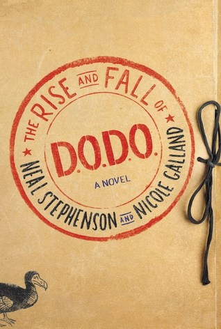 The Rise and Fall of D.O.D.O. Book Cover